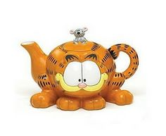garfield teapot :D I would love to have one