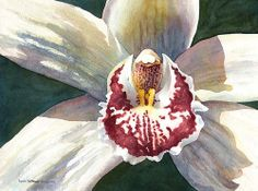 """Devas Delight"" - watercolor By Lynda Hoffman-Snodgrass"