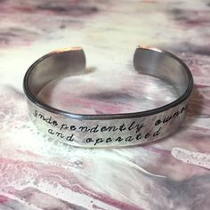 Independently Owned and Operated..Cuff