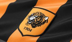 As Hull City look forward to a new season playing in Europe, Umbro unveil their new home kit for Soccer Shirts, Team Shirts, Hull City Fc, Football Outfits, Sports Betting, Sunderland, Premier League, Kit, Chinese