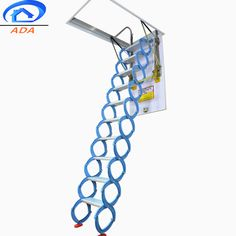 Henan Youpin Home Ladder Co. Roof Access Ladder, Roof Ladder, Attic Ladder, Attic Loft, Folding Attic Stairs, Retractable Stairs, Hatch Door, Traditional Staircase, Air Ventilation