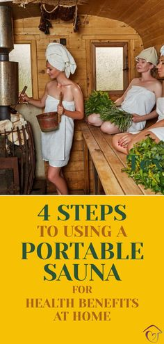 My health has improved so much since I started using my portable sauna. Spa Day At Home, Home Spa, Sauna Benefits, Health Benefits, Portable Sauna, Home Detox, Mini Spa, Spa Accessories, Gym Towel