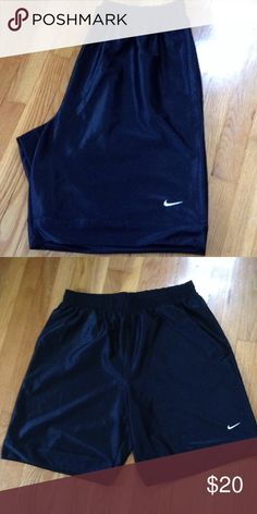 ⚫️Nike NWOT Nike shorts in new condition without the tags. Nike Shorts Athletic