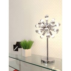Want, $117 Pulsar Table Lamp | Overstock.com