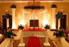 Reception stage decoration in bangalore dating