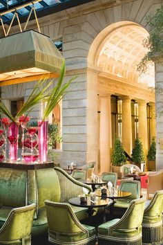 Jacques Garcia Grand Hotel de Bordeaux via Quintessence