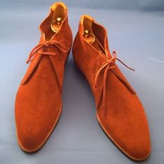 Koji Suzuki Chukka Boots