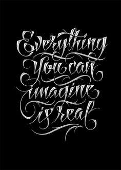 Typeverything.com - Imagine by Simon Ålander.
