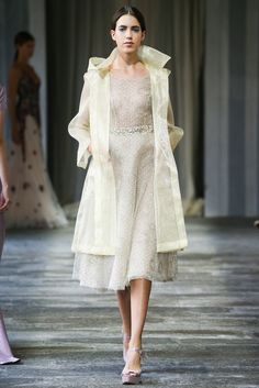 Luisa Beccaria Spring 2015 Ready-to-Wear - Collection - Gallery - Look 1 - Style.com