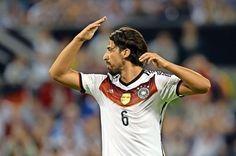 Hinter Sami Khedira liegt ein völlig missratenes Jahr. Nun macht der frühere Stuttgarter einen Neuanfang. Foto: dpa