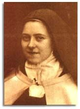 St. Therese of Liseiux:    Why should we defend ourselves when we are misunderstood  and misjudged? Let us leave that aside. Let us not say anything. It is so sweet to let others judge us in any way they like. O blessed silence, which gives so much peace to the soul!