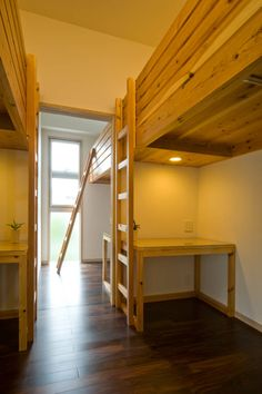 プラソ建築設計事務所 の モダンな 子供部屋 庭の家
