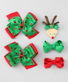 more christmas bows