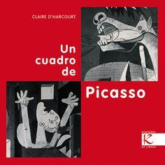 Despois do bombardeo de Guernica por avións alemáns no Pablo Picasso convirte o lenzo e os pinceis no seu medio de expresión contra a guerra, pintando de negro, gris e branco os seus efectos devastadores e os símbolos dun futuro esperanzador. Sonia Delaunay, Guernica, Pablo Picasso, Chez Laurette, 7 Arts, Conte, Arts And Crafts, Books, Claire