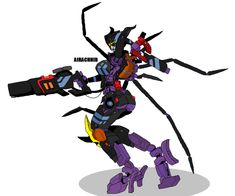 2D Artwork: - Sladeprime's Transformers MS Paint Thread | Page 2 | TFW2005 - The 2005 Boards Transformers, Ms, Boards, Artwork, Painting, Planks, Work Of Art, Painting Art, Paintings