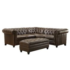 Found it at Wayfair - Roy Sectional
