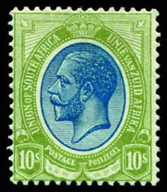 South African Stamp