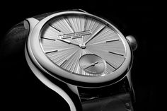 Laurent Ferrier Galet Classic – Limited Edition of 18 Pieces in Stainless Steel