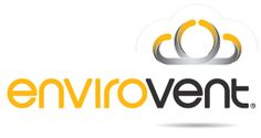 EnviroVent manufacturer & install high performance extractor fans & whole house ventilation systems across the UK. Whole House Ventilation, Extractor Fans, Ventilation System, Tech Companies, Company Logo, Logos, Decorating, Decor, Decoration