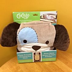 Cocalo Changing Pad Cover Mila's price: $19.99 #milasclosethawaii #resale #childrensboutique | Mila's Closet - Kaneohe, HI