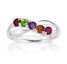 Birthstone Mother's ring