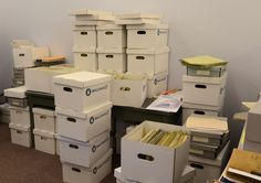 Turning a Roomful of Straw into Gold, or What Archivists Do (via Virginia Historical Society)