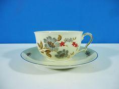 taza para té de porcelana alemana alpete