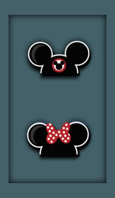 ★ Hats Off To Mickey & Minnie ★