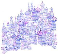 Kremlin by Vikki Chu