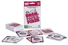 Rock, Paper, Poker Card Game - Listing price: $9.99 Now: $7.99 + Free Shipping