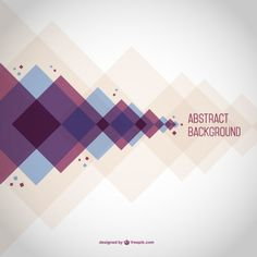 Geometric free abstract background Free Vector