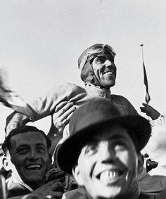 Tazio Nuvolari – the world's greatest motorsportsman. See more…