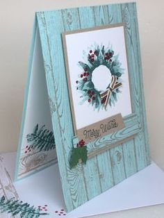 Most Popular and Thoughtful Christmas Card Ideas - - Most Popular and Thoughtful Christmas Card Ideas. Most Popular and Thoughtful Christmas Card Ideas - - Most Popular and Thoughtful Christmas Card Ideas. Christmas Cards 2018, Stamped Christmas Cards, Homemade Christmas Cards, Xmas Cards, Homemade Cards, Handmade Christmas, Holiday Cards, Christmas Christmas, Stampin Up Christmas 2018