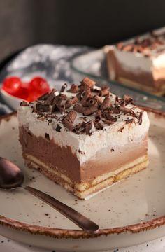 Greek Recipes, Tiramisu, Ice Cream, Meals, Chocolate, Cake, Ethnic Recipes, Desserts, Food