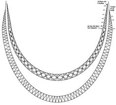 Archivo de álbumes Lace Necklace, Lace Jewelry, Jewelry Design Drawing, Bobbin Lace Patterns, Lacemaking, Lace Heart, Ribbon Embroidery, Jewelry Patterns, Wool Yarn