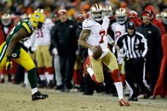 49ers beat the Green Bay Packers on last second field goal - San Jose Internet | Examiner.com\  20 photos from the game