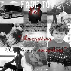 Collage for Fade to Red made by Book Lovers Have More Fun