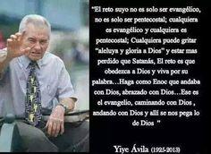 Yiye Avila /Frases ♥ Cristianas ♥