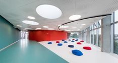 Indoor Adult Playgrounds - This Gym Alternative Was Designed to Encourage Playful Physical Activity (GALLERY)