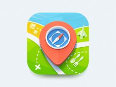 design Stunning app Icon in 4 Hrs by pixty_design