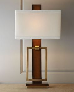 Linear Illumination Lamp by John-Richard Collection at Horchow. #Horchow