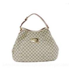 Louis Vuitton Damier Canvas Handbag LV M55216