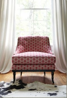 #TheodoreAlexander Winterbourne Chair Via @Kathy Adams Furniture + Design  On Instagram #interiordesign | We Love... | Pinterest