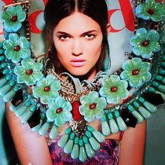 #color de agua#collar#flor#no cambies de vestido, cambia de accesorios!