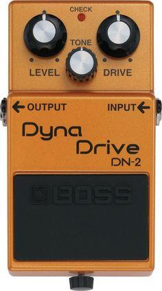 Boss DN-2 Dyna Drive Guitar Effect Pedal