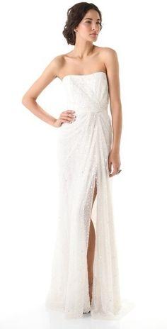 Reem Acra Heaven Sent Dress     $7,500.00