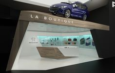 Project Peugeot Genève 2014 on Behance
