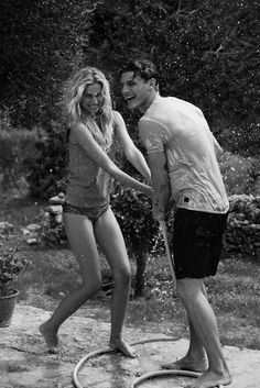 Danish Model Mikkel Jensen and Cato Van Ee by Philippe Vogelenzang for the Scotch & Soda Spring Summer 2014 Campaign