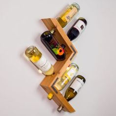 How to Build Kitchen Sink Storage Trays Saturday Morning Workshop: How to Build a Wall-Mounted Wine Kitchen Sink Storage, Under Sink Storage, Cheap Kitchen Cabinets, Kitchen Cabinet Organization, Cabinet Organizers, Door Storage, Storage Rack, Base Cabinets, Extra Storage