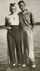 1940's Fashion: What Did Women Wear in the 1940's? - Answered (Pants became a woman piece)